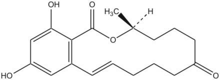 микотоксин F-2